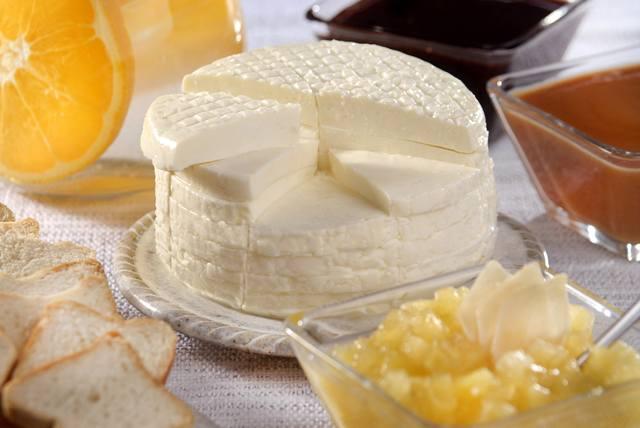 queijo com geleia