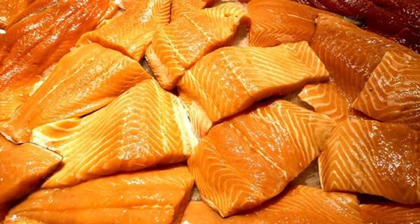 salmão selvagem do pacífico - pixabay
