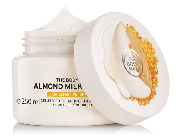 almond the body shop