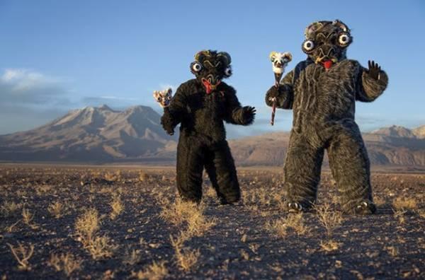 andres figueroa - bailarines del desierto