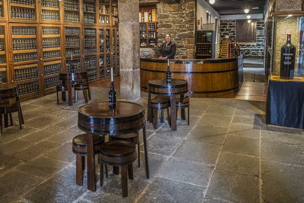 Blandy's Wine em Funchal - Credito Greg Snell