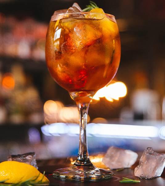 catuaba gin drinque