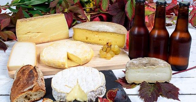 cervejas e queijos vinepair