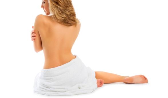 mulher corpo banho beautyheaven