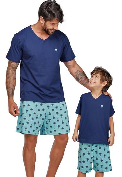 Pijama Palmeira 2