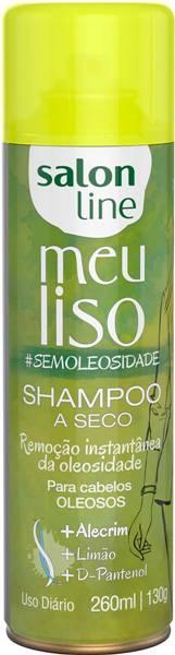 shampoo a seco