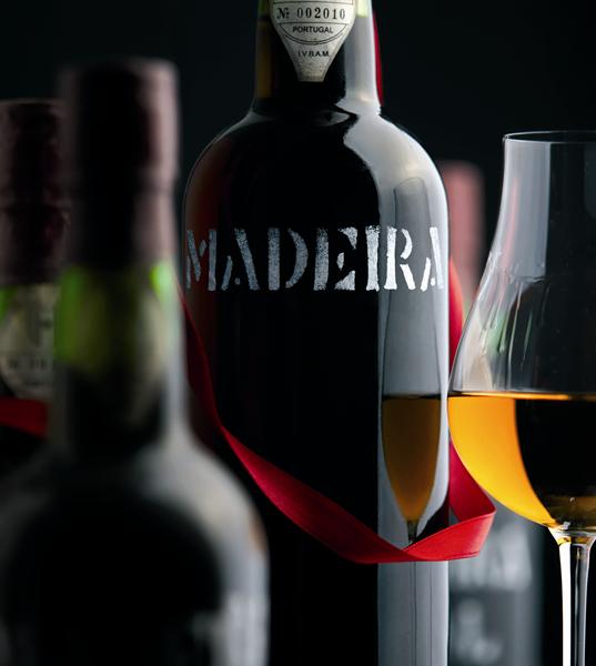Vinho Madeira - Credito IBVAM