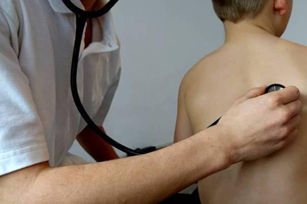 consulta medico crianca