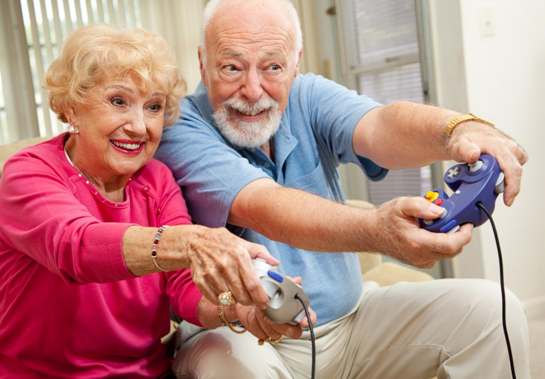 idosos videogame medical news today