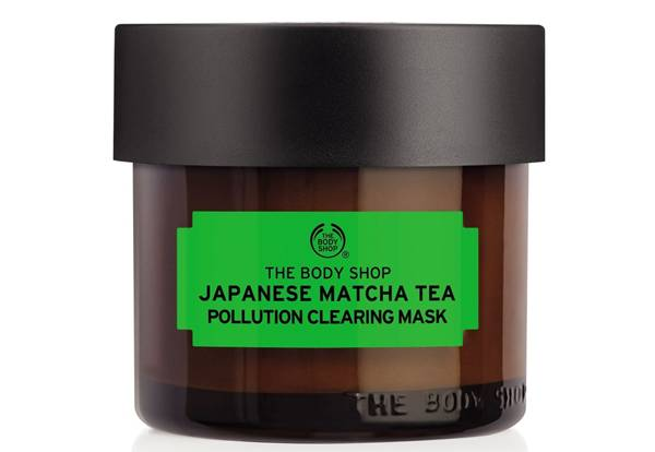 Japanese Matcha Tea Mask