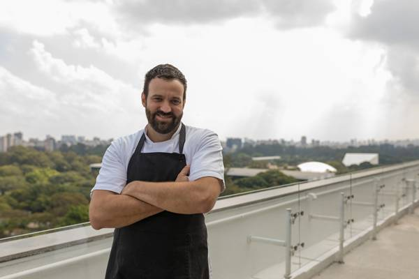 Vista restaurante _ chef Marcelo Correa Bastos _ foto Rubens Kato