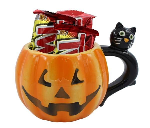 caneca halloween