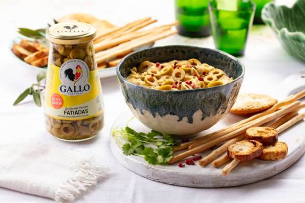 Hummus de Azeitona Fatiada (1)