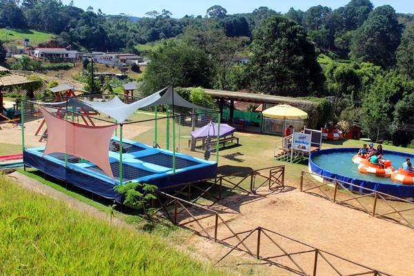 O passaporte de acesso para todos os brinquedos do playground terá preço especial de R$ 12,00