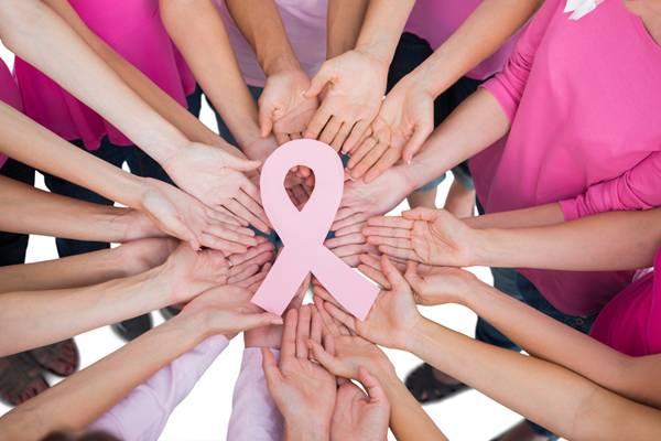 outubro rosa mulheres laço