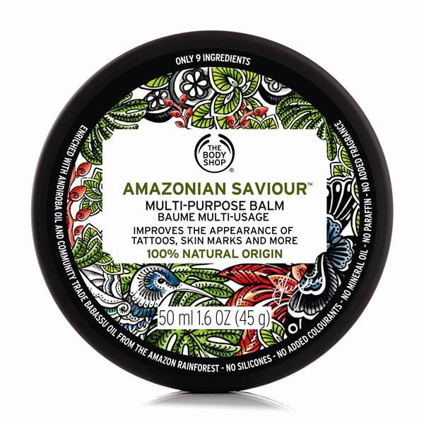 amazonian saviour