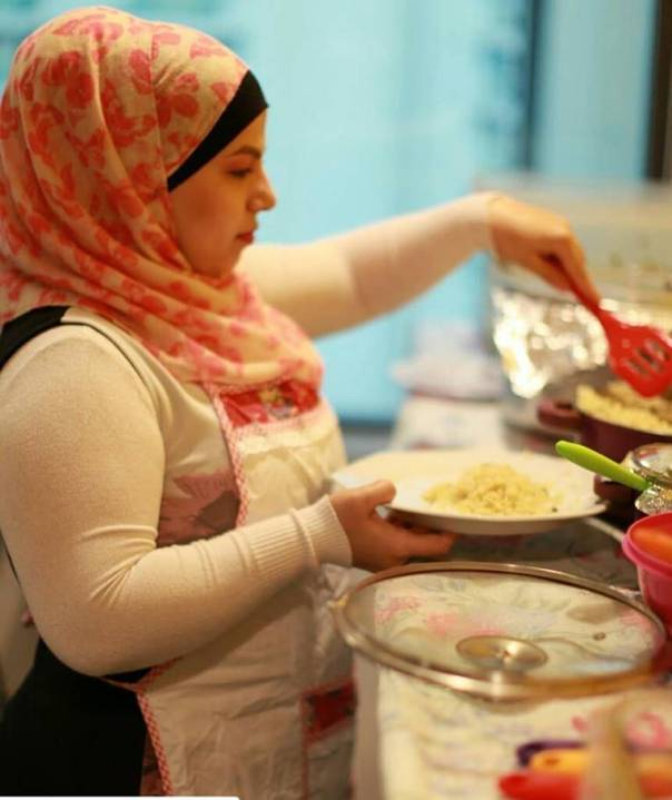 comida siria