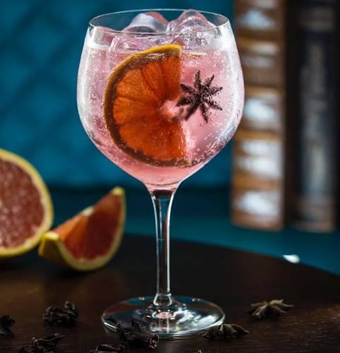 gin de hibisco