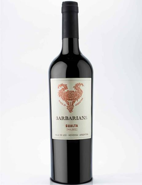 GRAND CRU - BARBARIANS MALBEC 2014