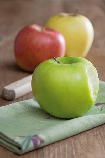 macas francesas maçãs