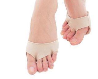 metatarsalgia palmilhas pés