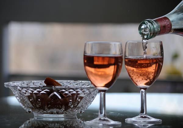 Verão_Vinho rosé