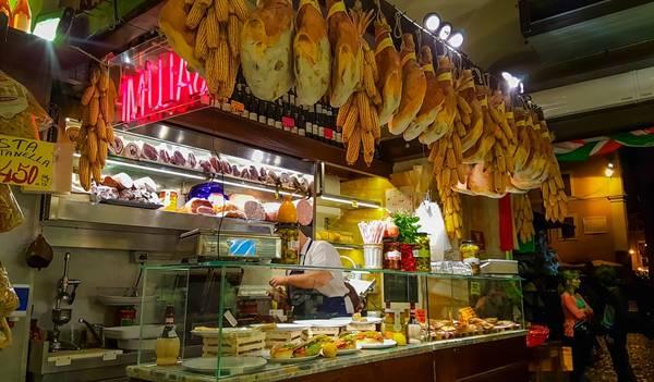 delicatessen italia loja carnes paes