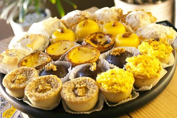 doces portugueses
