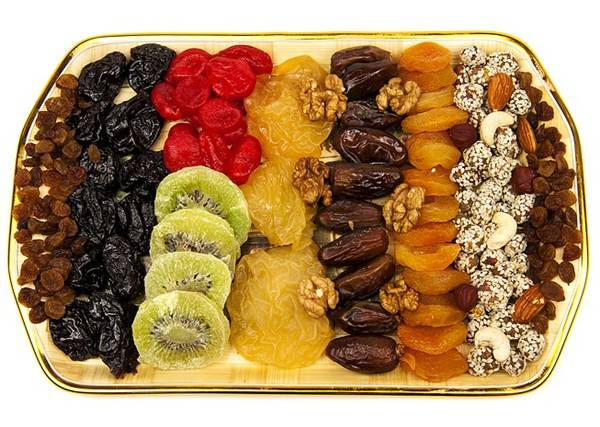 frutas secas goshadron pixabay