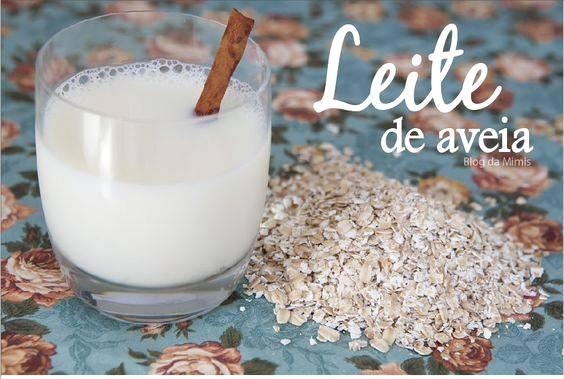 leite aveia