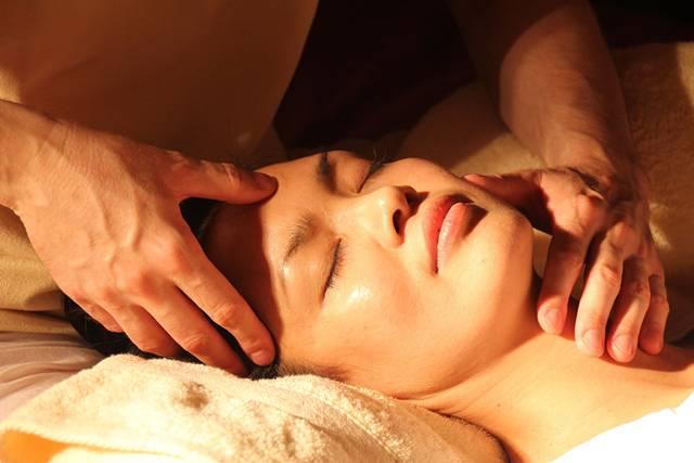 massagem (Divulgação Fazzenda Park Hotel)