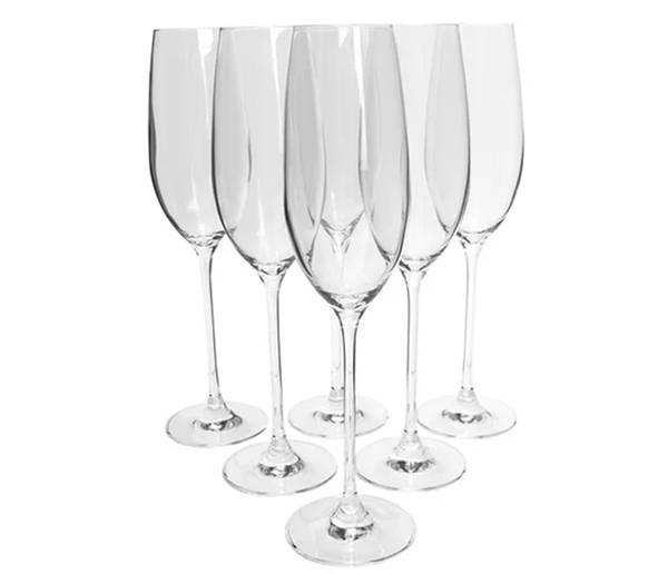 camicado_jogo de taça de champagne spirit 6 peças