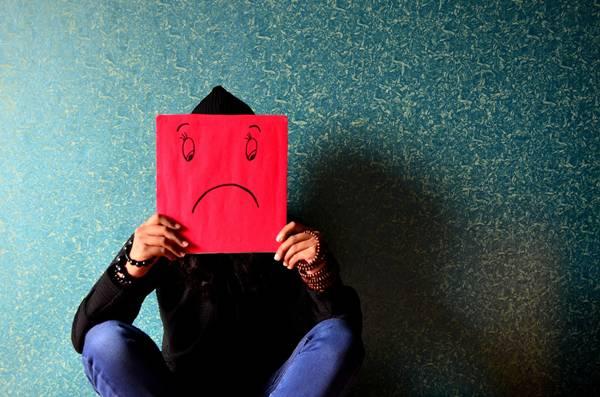depressão mulher tristeza