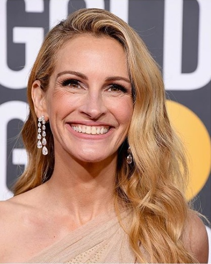julia roberts golden globe 19