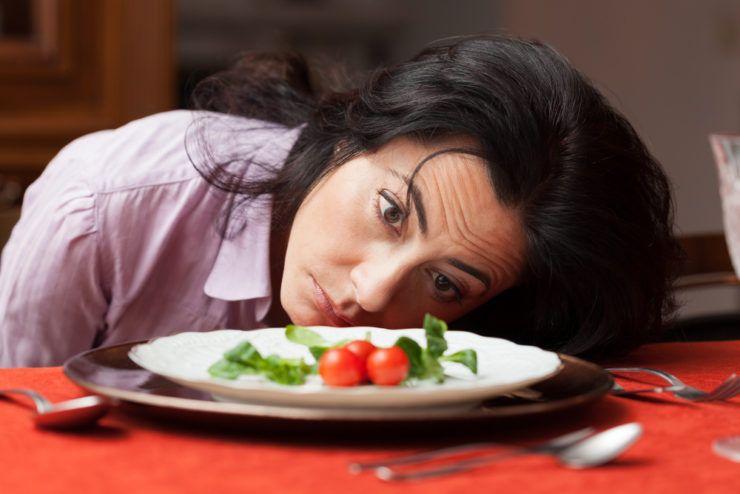 mulher prato dieta pinterest