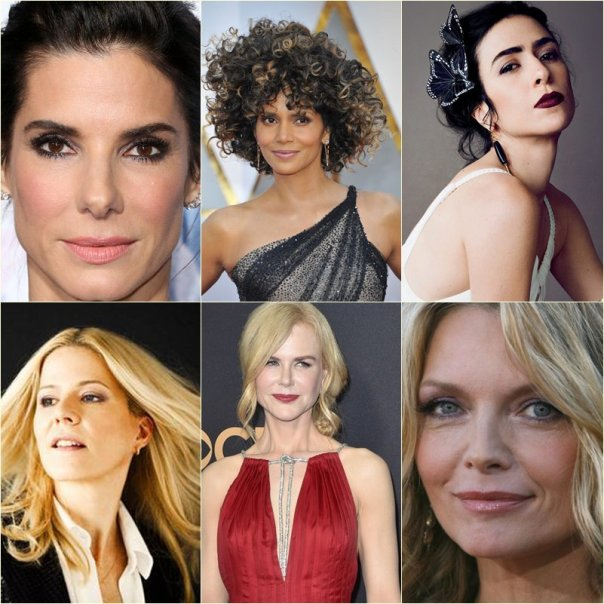 mulheres de 50