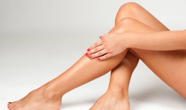 perna mulher corpo depilação