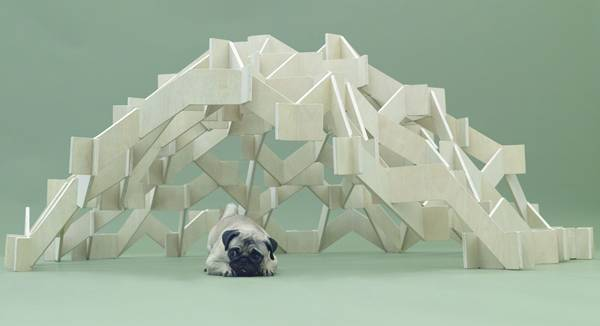projeto mount pug por kengo kuma