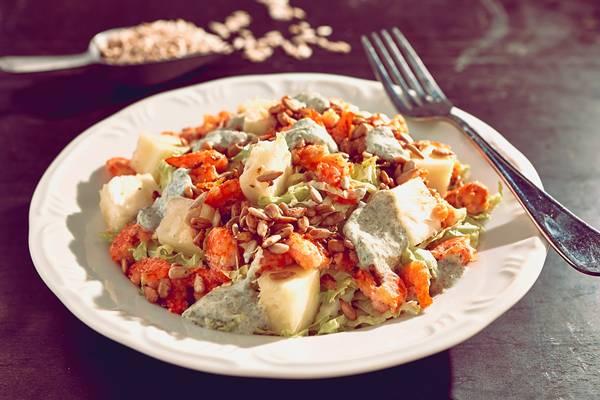 salada-de-acelga-com-camarao-e-abacaxi