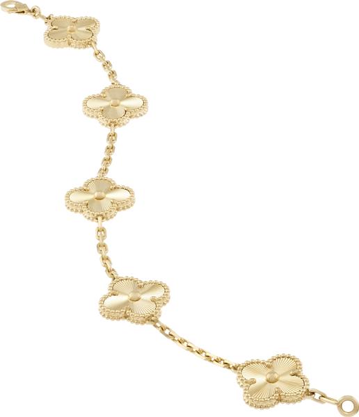 van cleef&arpels_pulseira_vintage alhambra_r$24.800,00 (2)