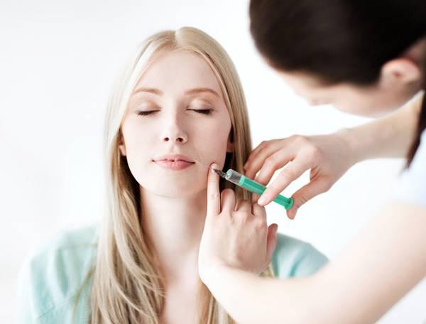 botox bigode chines mulher