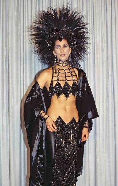 cher oscar 1986 rex features