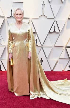 glenn close carolina herrera