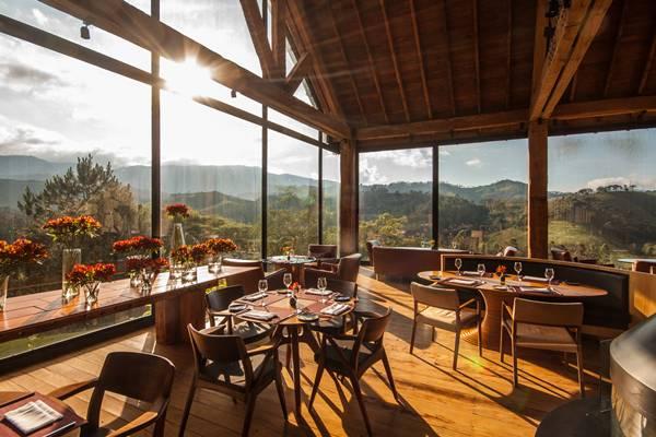 Restaurante Mina - Botanique Hotel & Spa