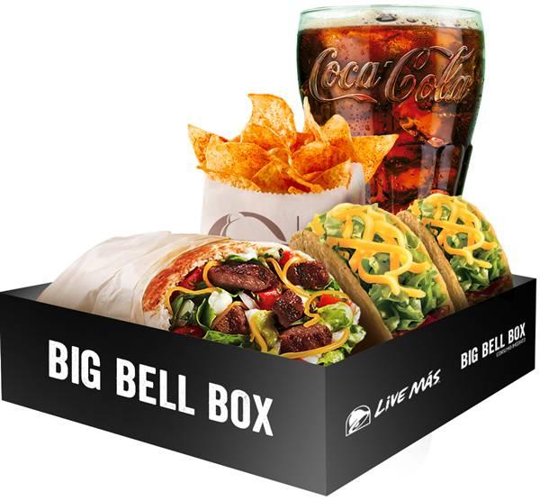 Taco Bell_Power Burrito_Big Bell Box