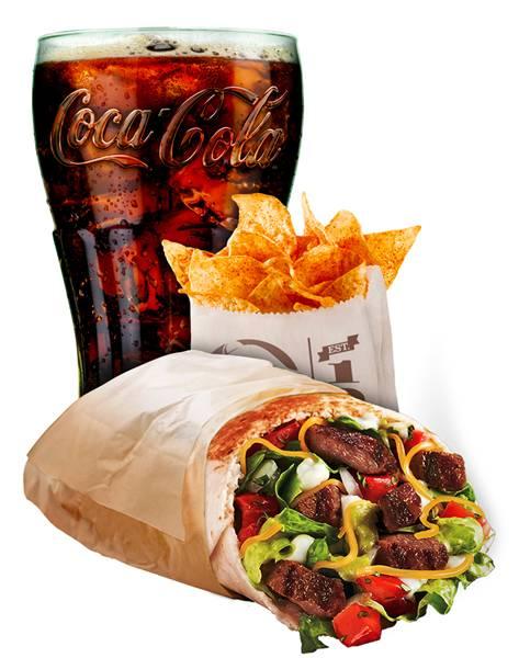 Taco Bell_Power Burrito_Combo