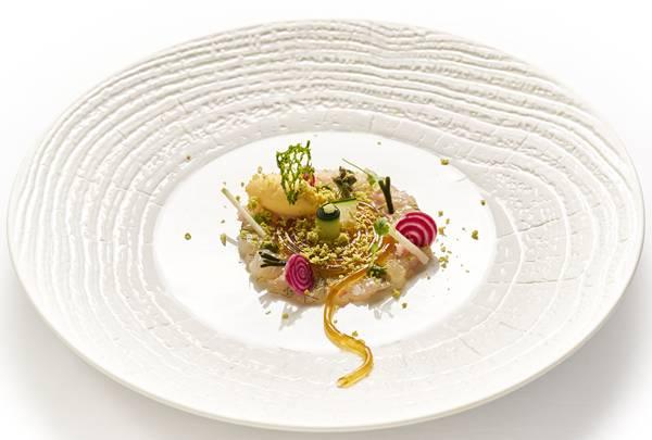 Tartar de peixe - Chef Benoit Sinthon - Il Gallo Doro - Credito Divulgacao