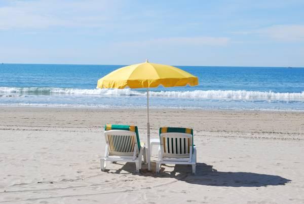 verão praia mar