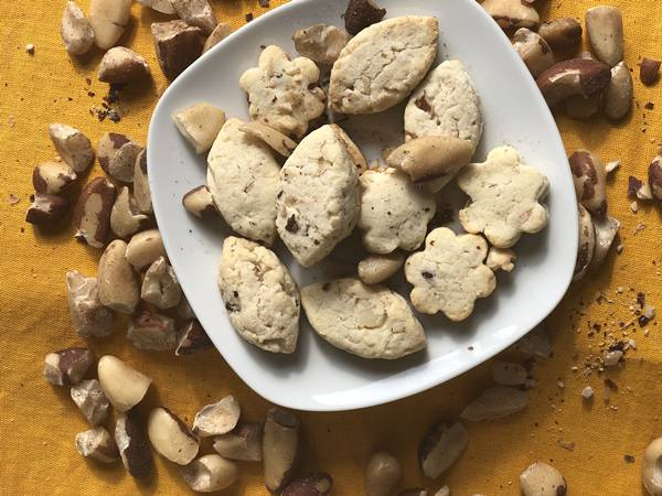 biscoito amendoa