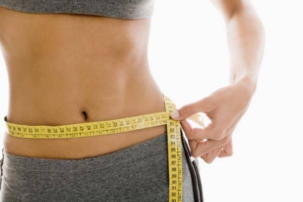 cintura abdomen cinta métrica emagrecer